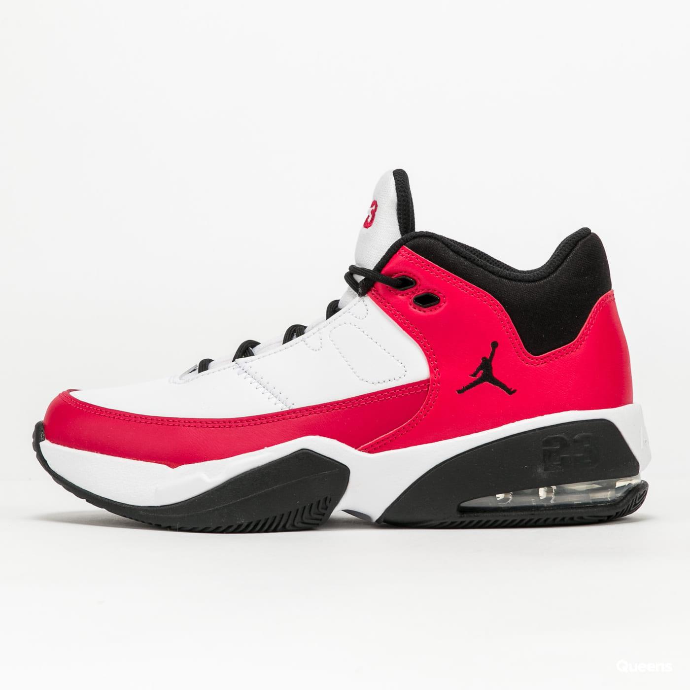 Jordan Max Aura 3 (GS) white / very berry - black