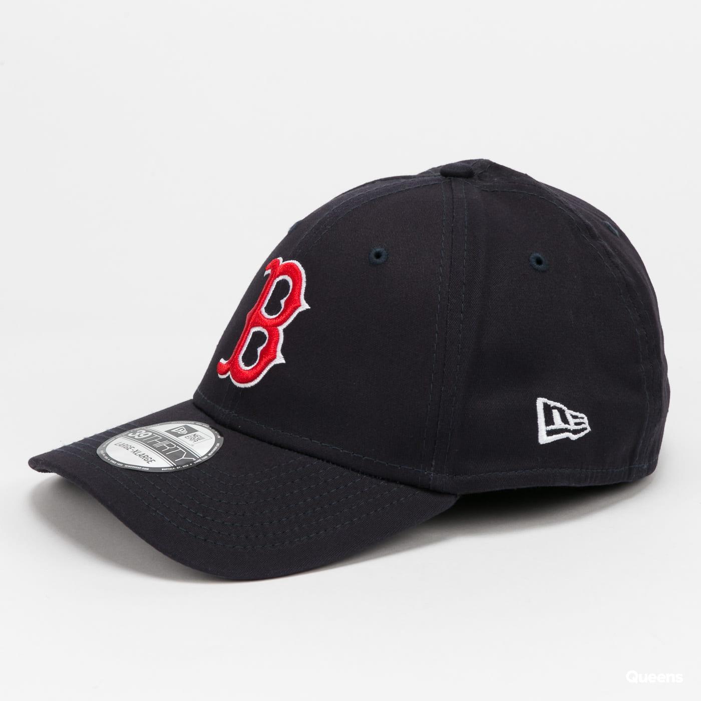 New Era 3930 MLB League Essential Boston Red Sox navy