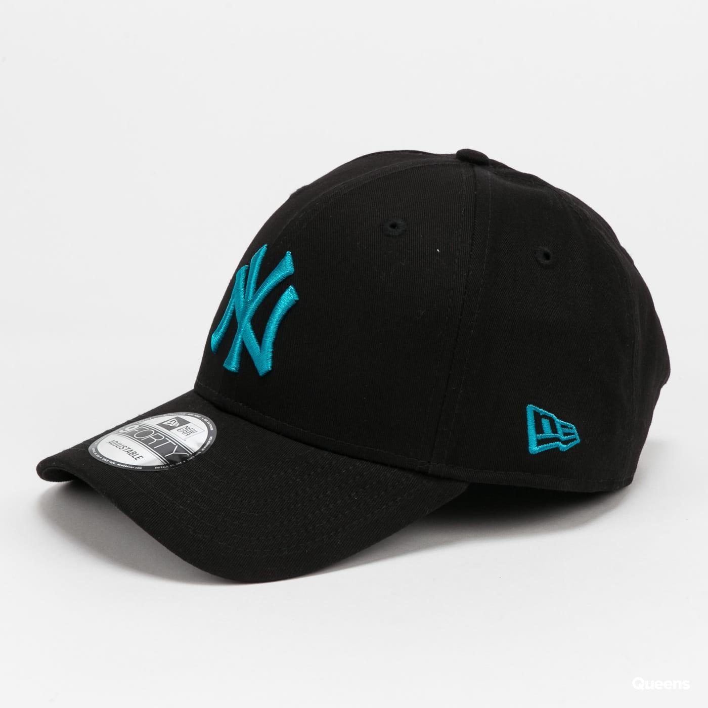 New Era 940 MLB League Essential NY černá
