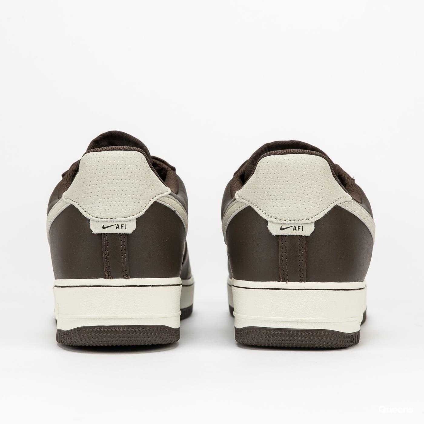 Nike Air Force 1 '07 Craft dark chocolate / light bone - sail