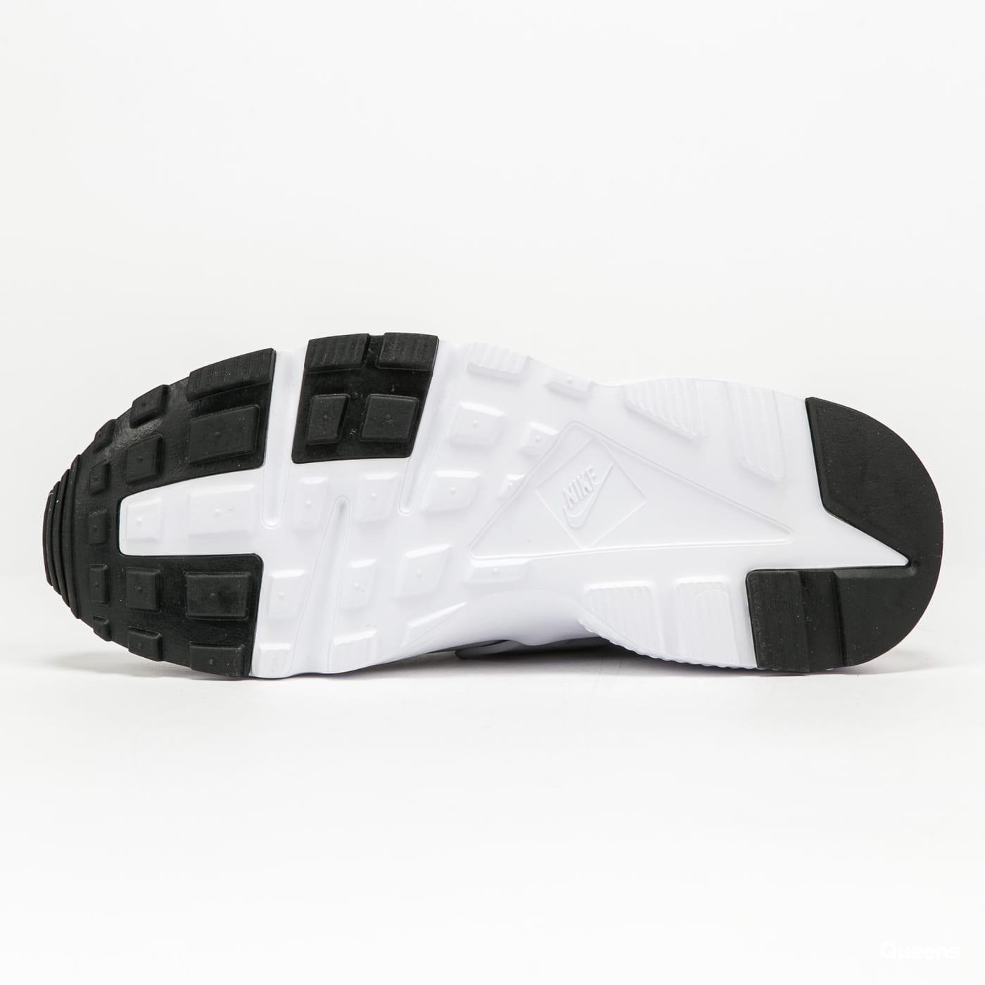 Nike Huarache Run (GS) grey fog / wolf grey - black