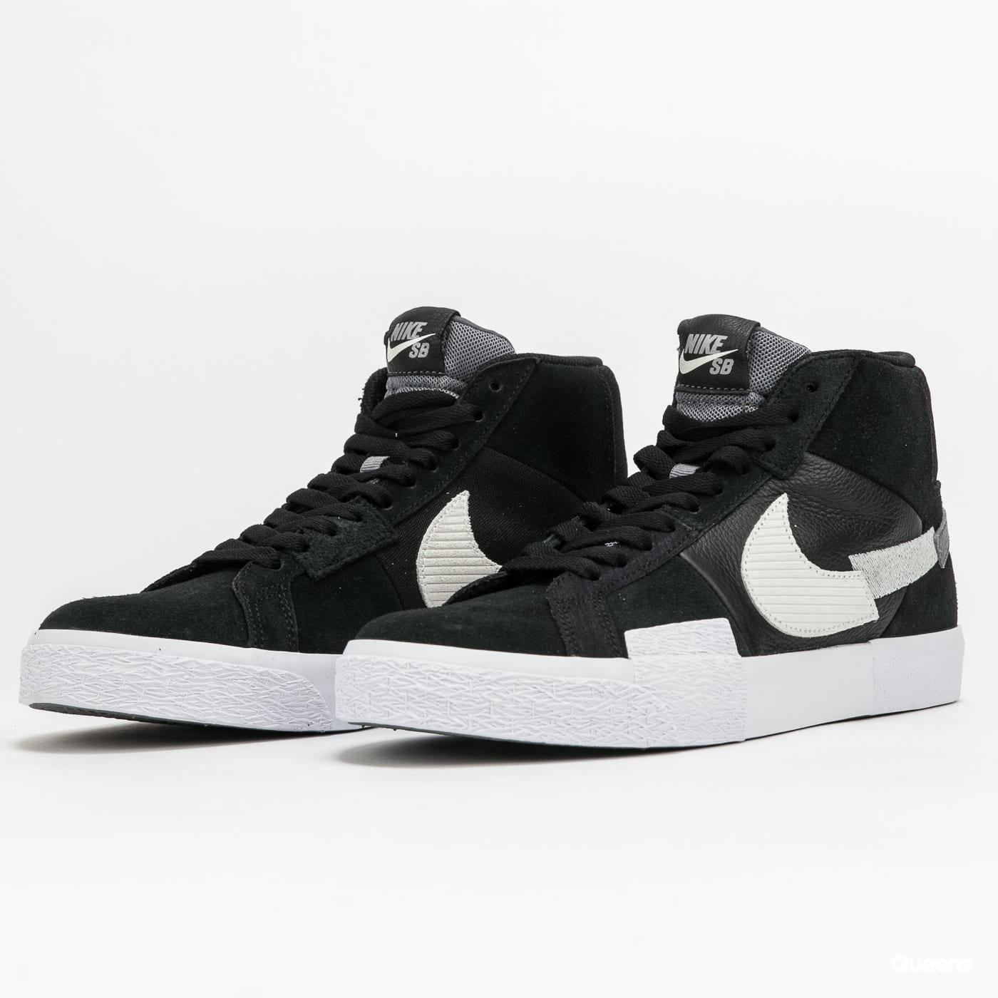 Nike SB Zoom Blazer Mid Premium black / white - wolf grey