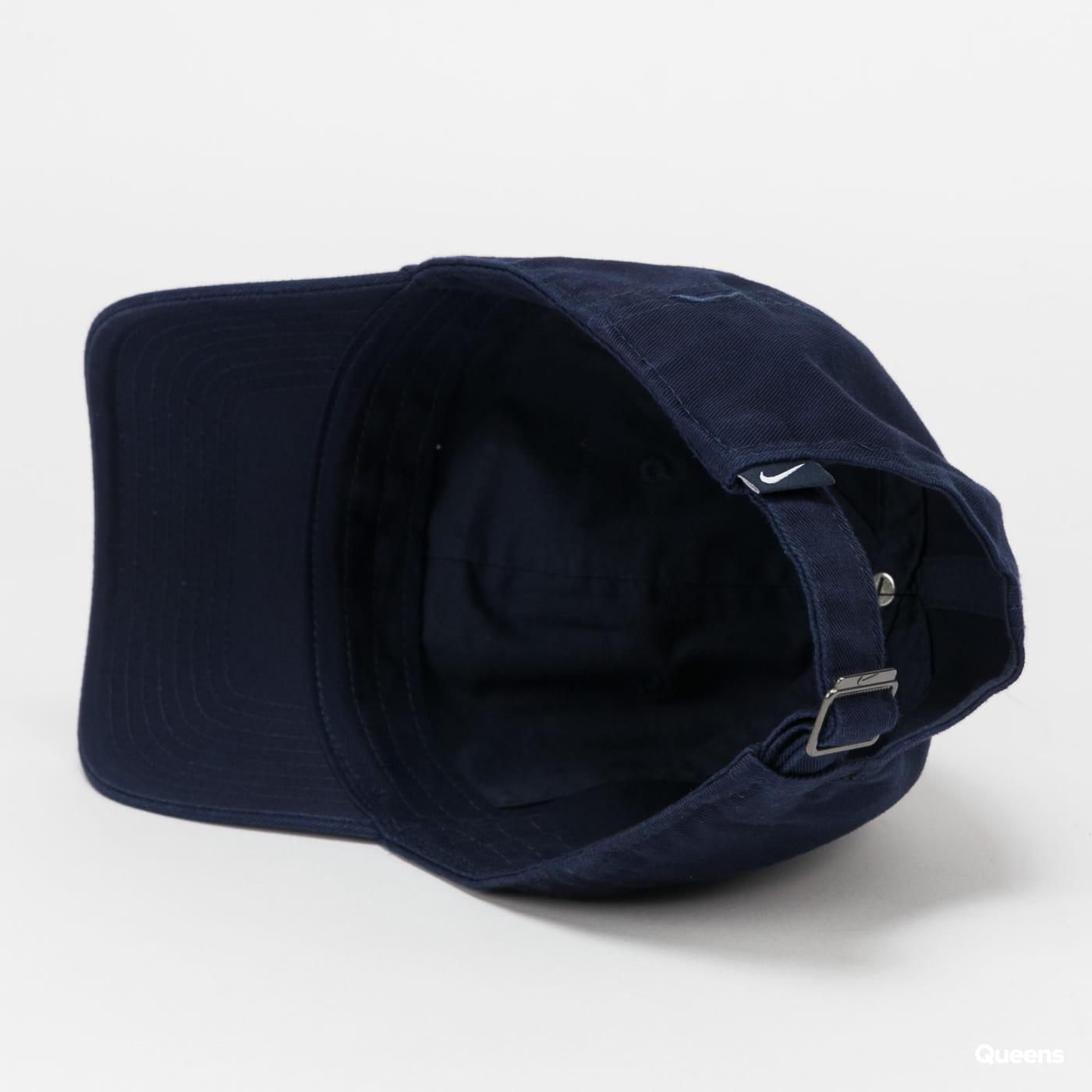 Nike U NSH H86 Swoosh Wash Cap blue / turquoise