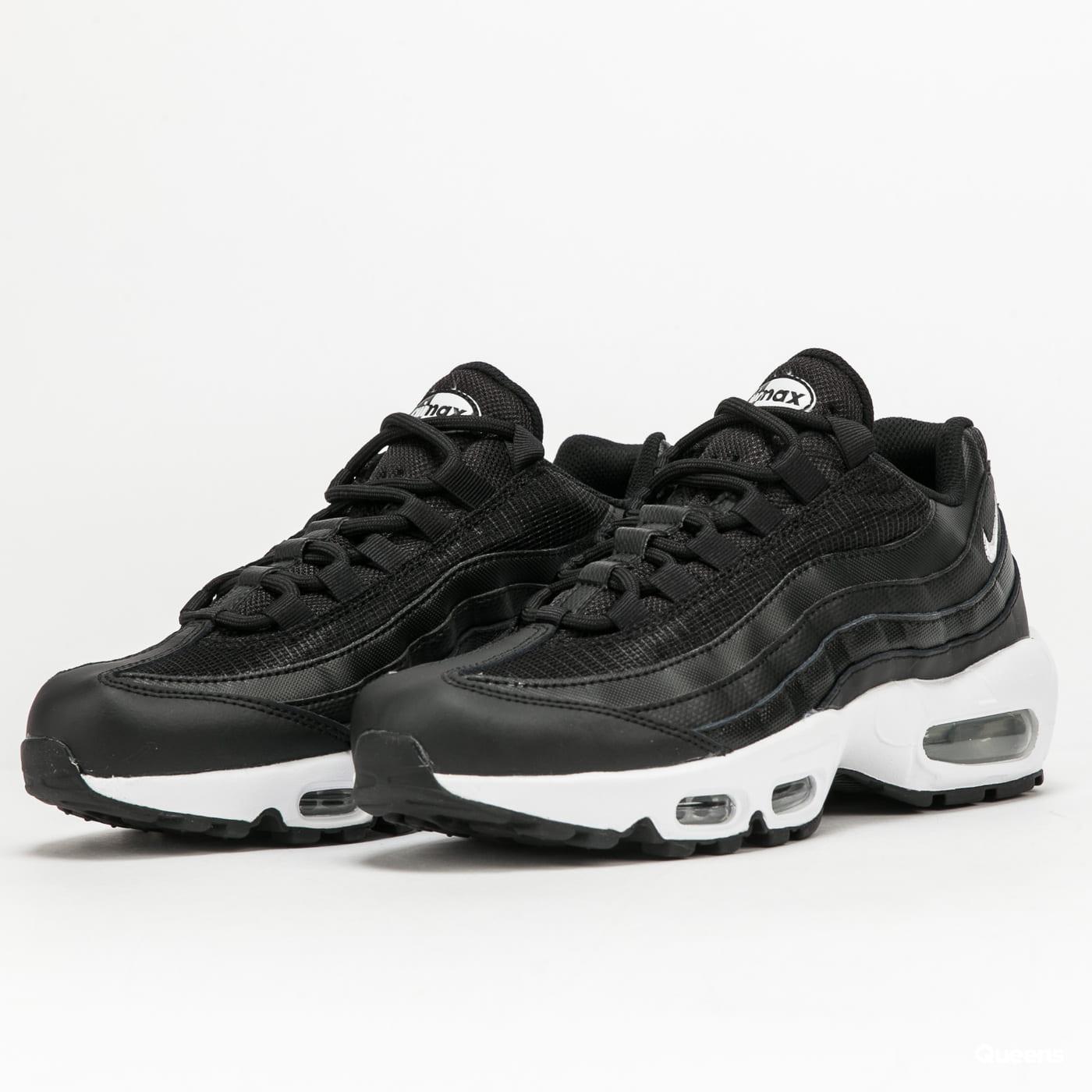 Nike W Air Max 95 black / white - black