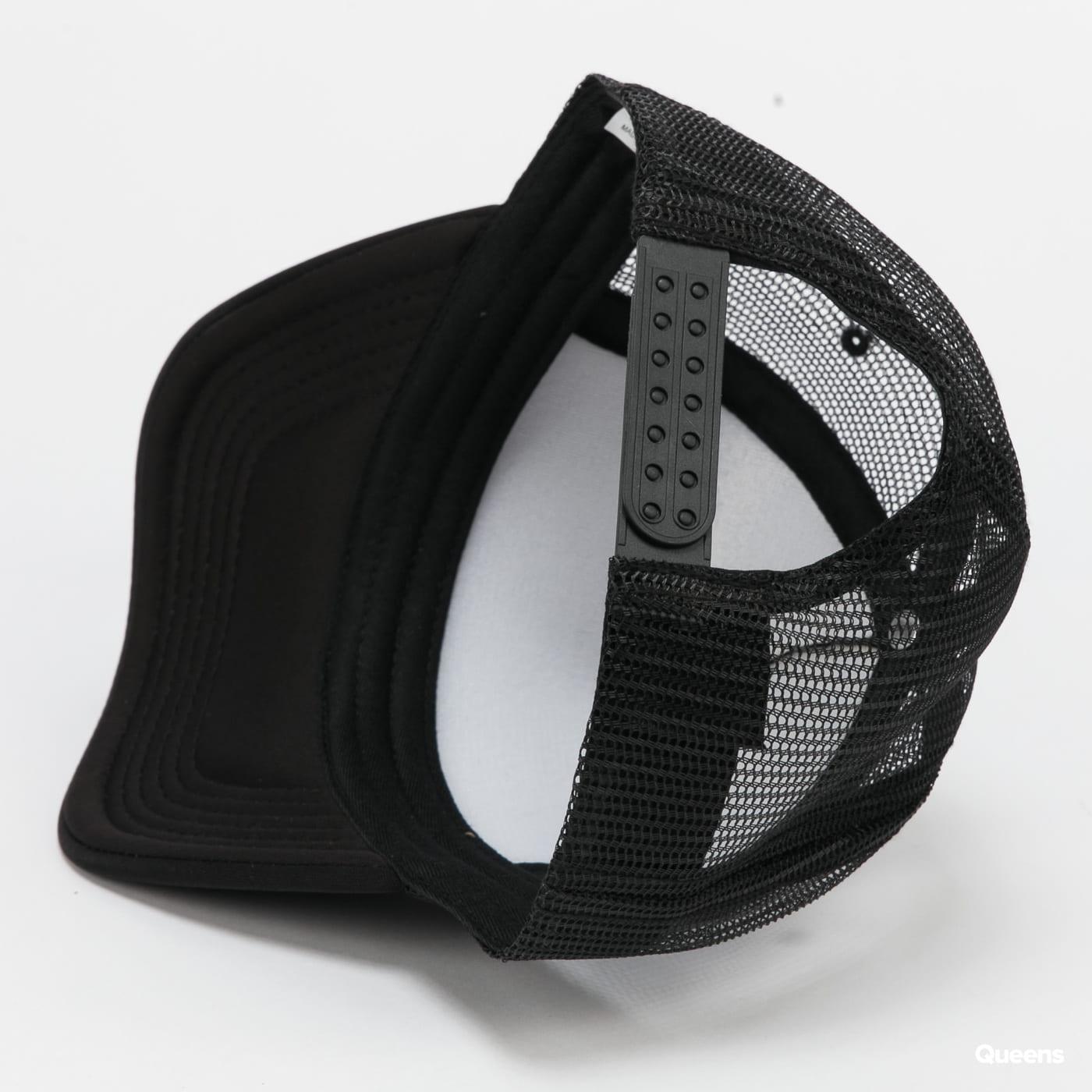 PLEASURES Vibration Mesh Trucker Cap černá