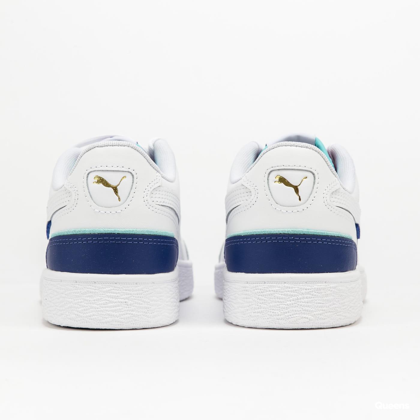 Puma Ralph Sampson Lo Joker puma white / elektro blue