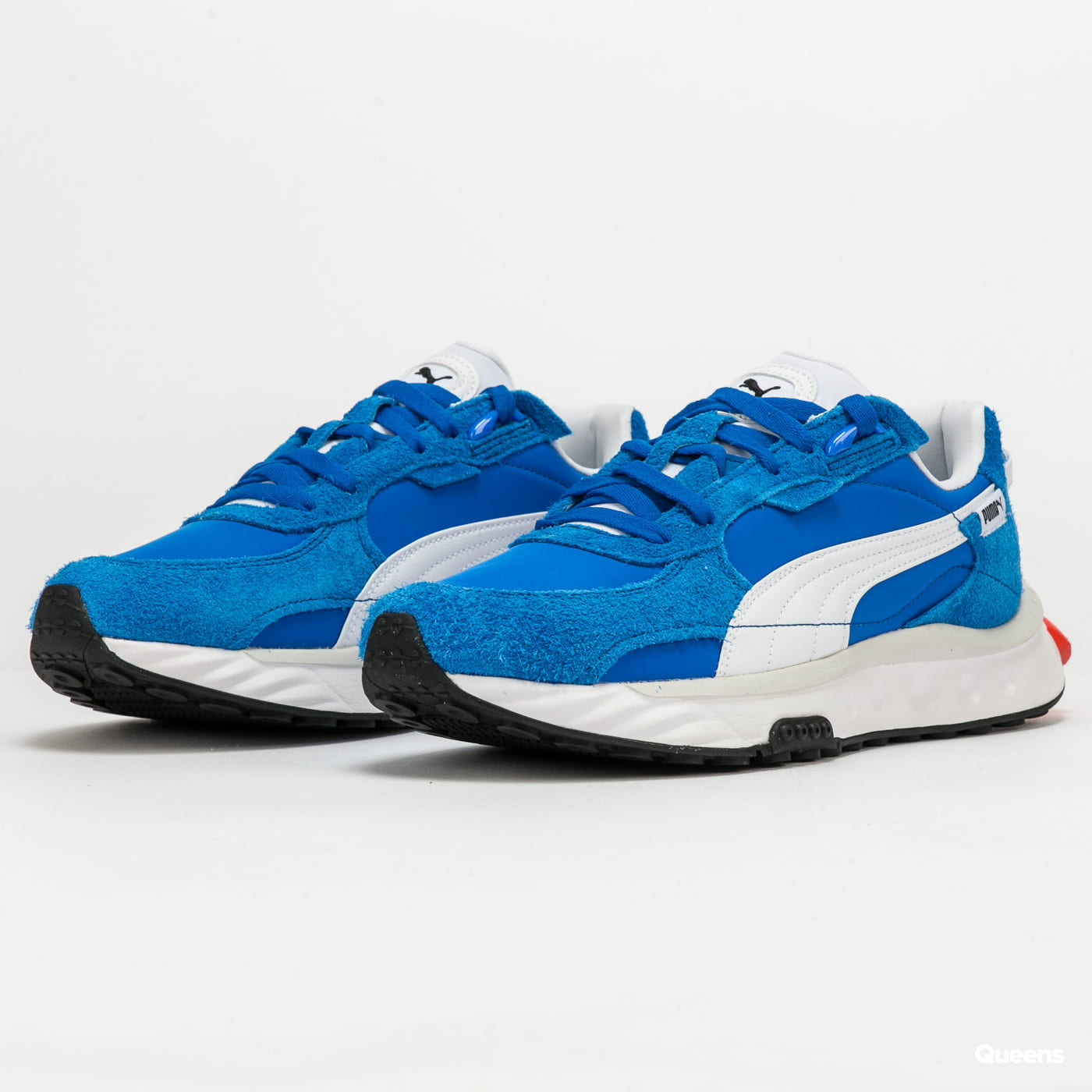 Puma Wild Rider Vintage future blue - bluemazing