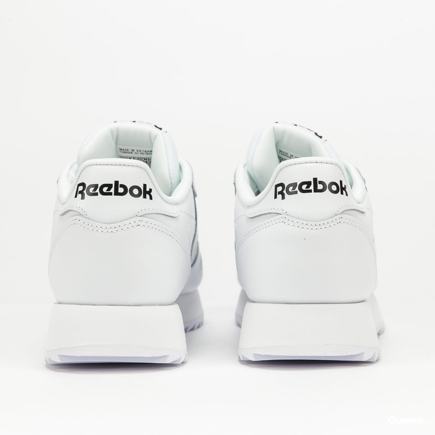 Reebok Classic Leather Ripple ftwwht / ftwwht / ftwwht