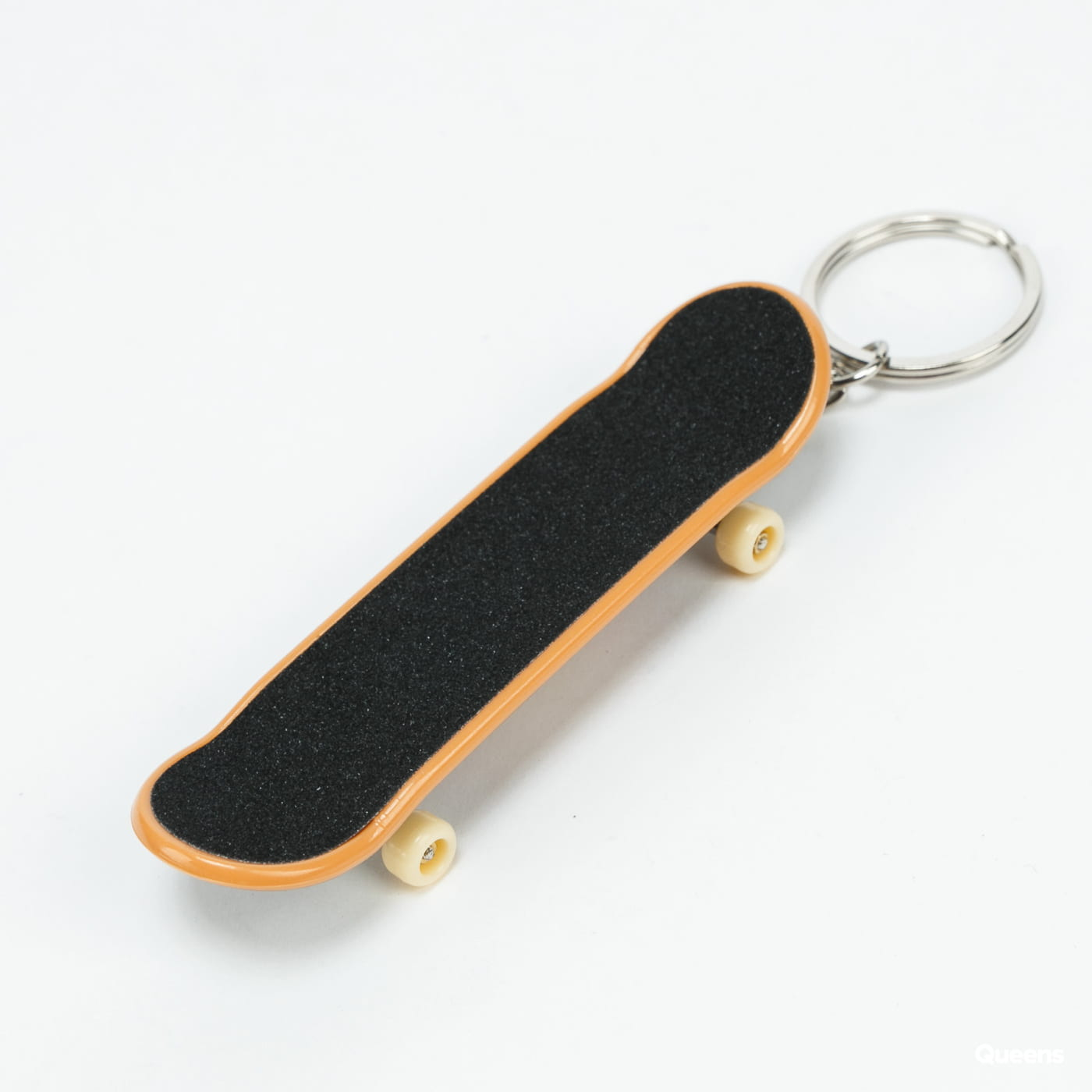 Santa Cruz Classic Dot Keychain černá