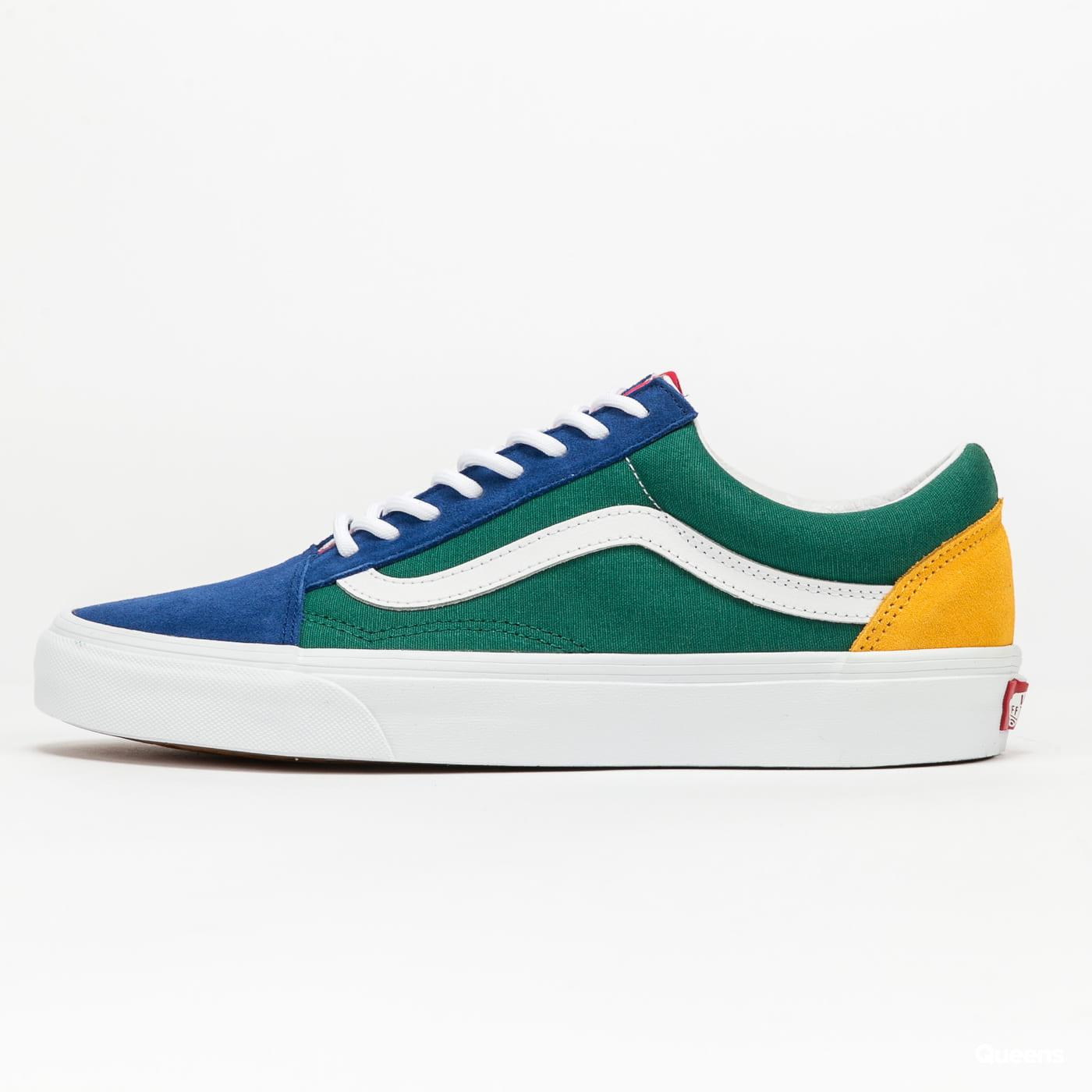 Vans Old Skool (vans yacht club) blue / gr