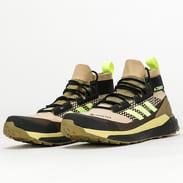 adidas Performance Terrex Free Hiker GTX savanna / hi-res yellow / core black