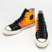 Converse Space Jam Chuck 70 black / mantra orange / multi