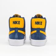 Nike SB Zoom Blazer Mid navy / university gold - navy