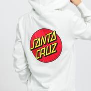 Santa Cruz W Classic Dot Hood světle zelená