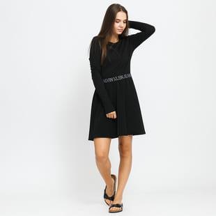 CALVIN KLEIN JEANS Logo Elastic Dress