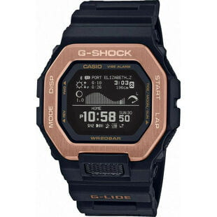 """Casio G-Shock G-Lide GBX 100NS-4ER """"Night Surfing Series"""""""