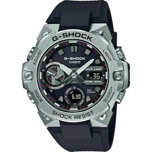 "Casio G-Shock G-Steel GST B400-1AER ""Carbon Core Guard"""