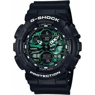 "Casio G-Shock Original GA 140MG-1AER ""Midnight Green Series"""