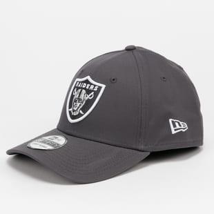 New Era 3930 NFL Gray Pop Raiders