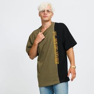 PLEASURES Reality Split Shirt