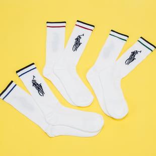 Polo Ralph Lauren 3Pack BPP Socks