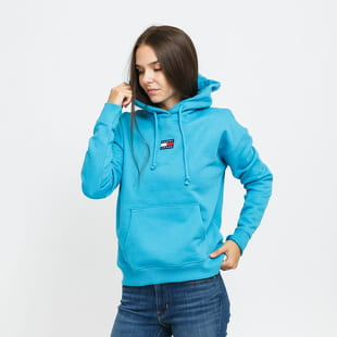 TOMMY JEANS Tommy Center Badge Hoodie