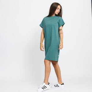 Urban Classics Ladies Organic Cotton Cut On Sleeve Tee Dress