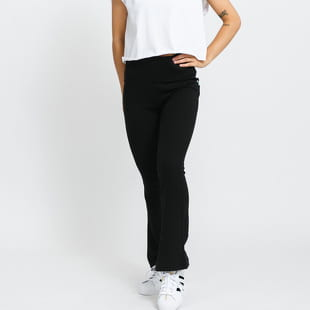 Urban Classics Ladies Organic Interlock Bootcut Leggings