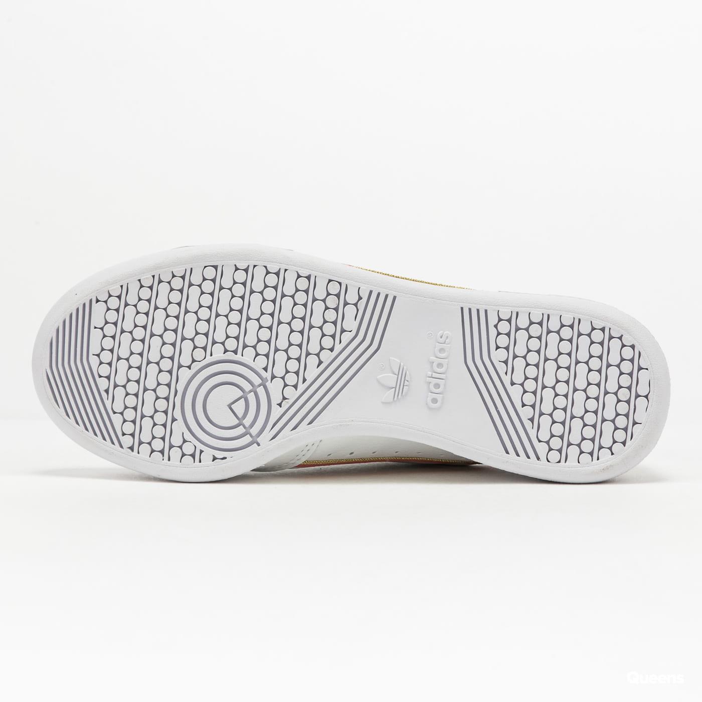 adidas Originals Comtinental 80 Vegan W ftwwht / hazros / goldmt