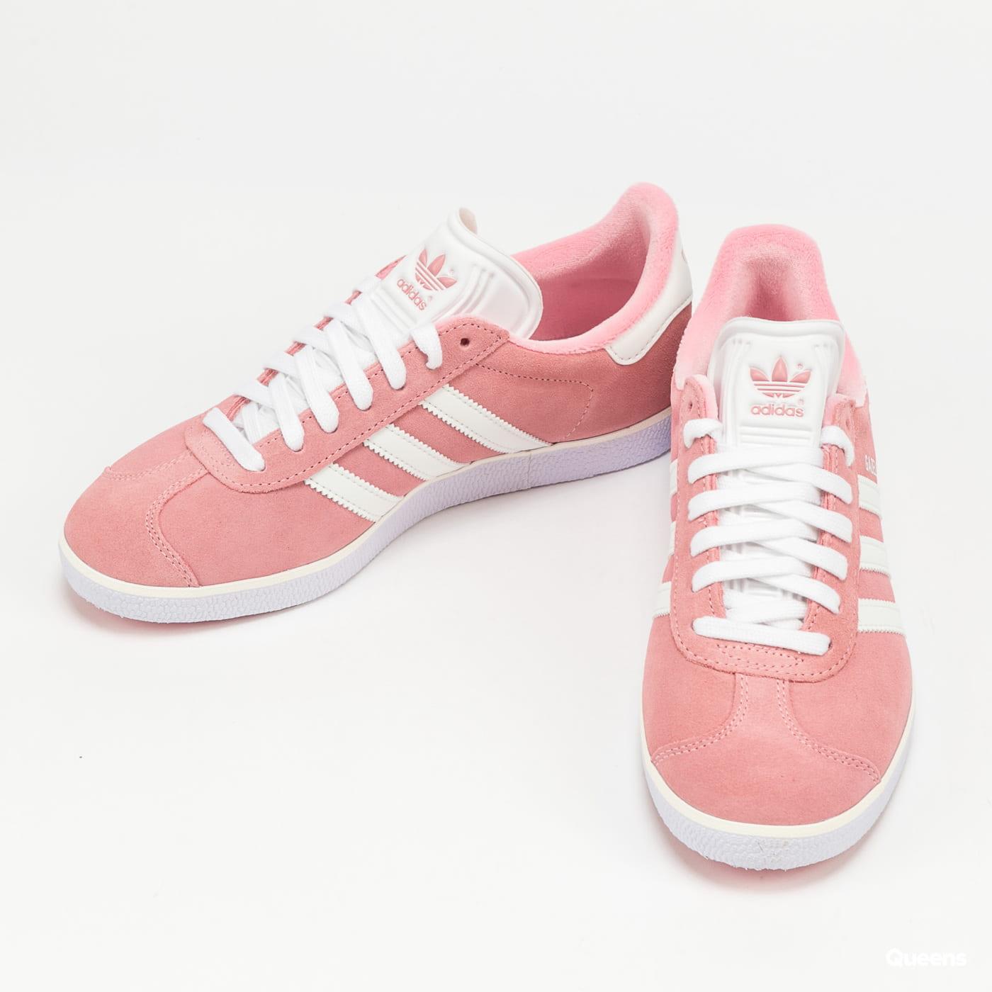 adidas Originals Gazelle W ltpink / cwhite / silvmt