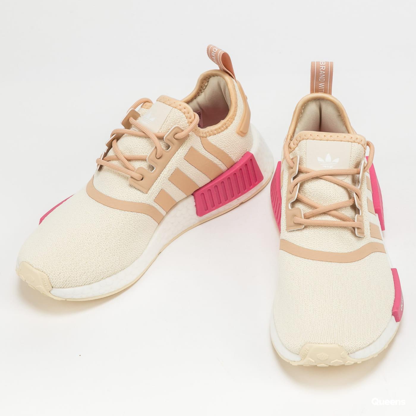 adidas Originals NMD_R1 W wonwhi / halblu / ftwwht