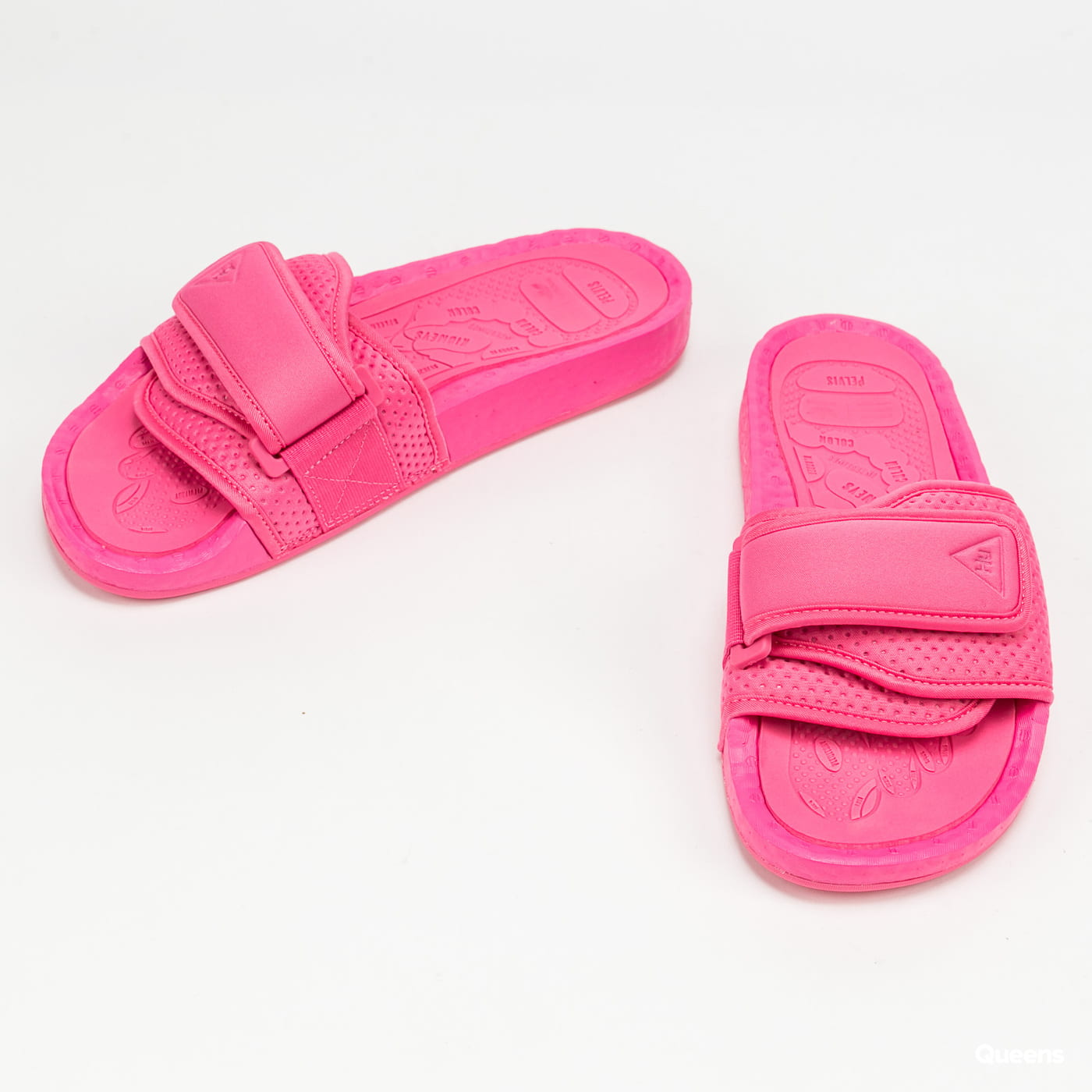 adidas Originals Pharrell Williams Chancletas Hu sesopk / sesopk / sesopk