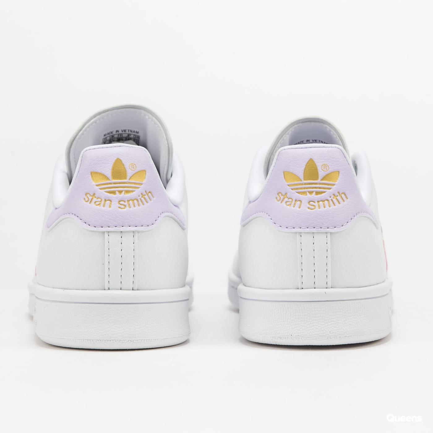 adidas Originals Stan Smith W ftwwht / prptnt / magold