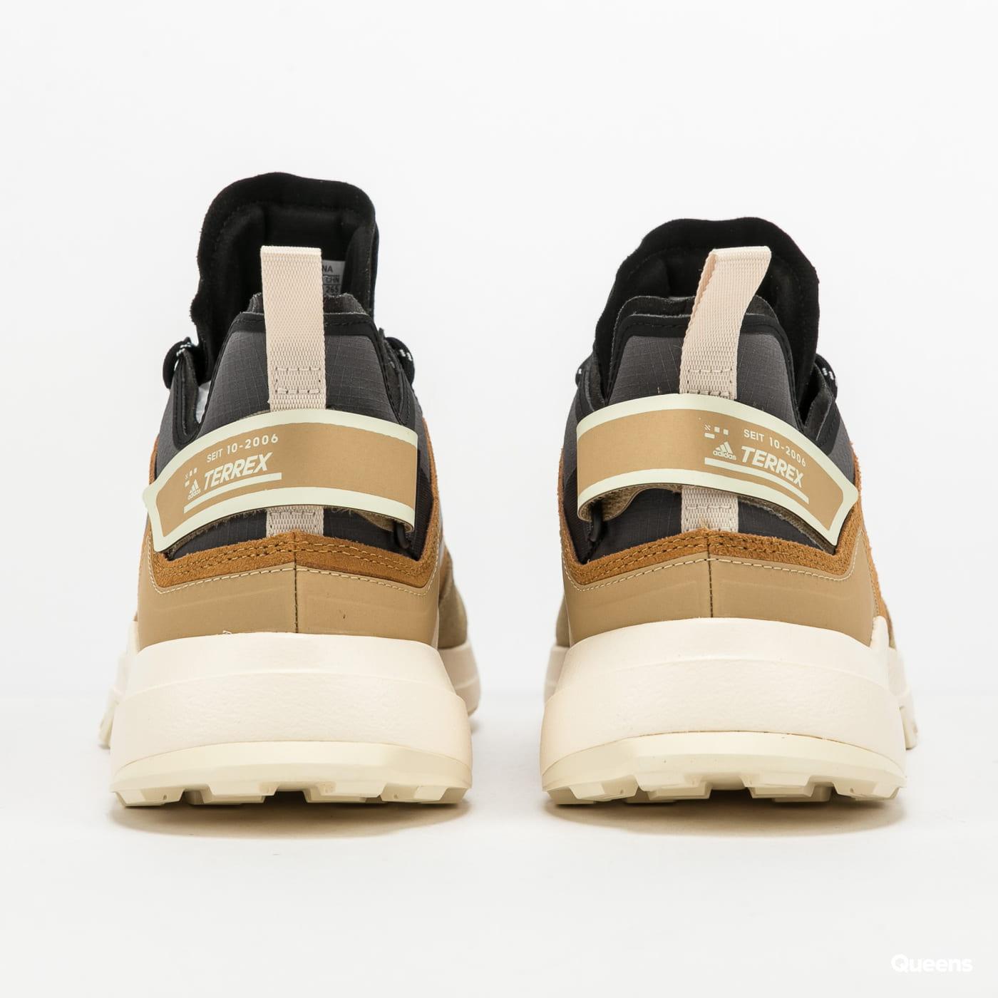 adidas Performance Terrex Hikster cblack / gresix / mesa