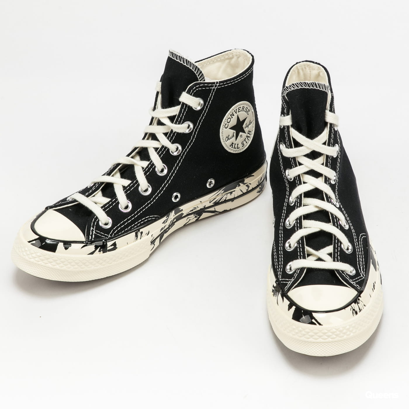 Converse Chuck 70 Hi black / egret / egret