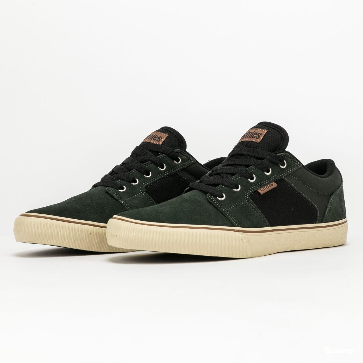 etnies Barge LS green / black