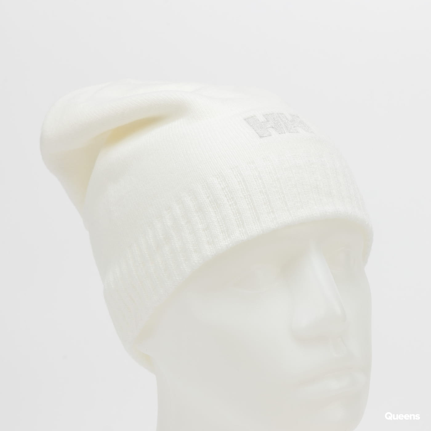 Helly Hansen Brand Beanie white