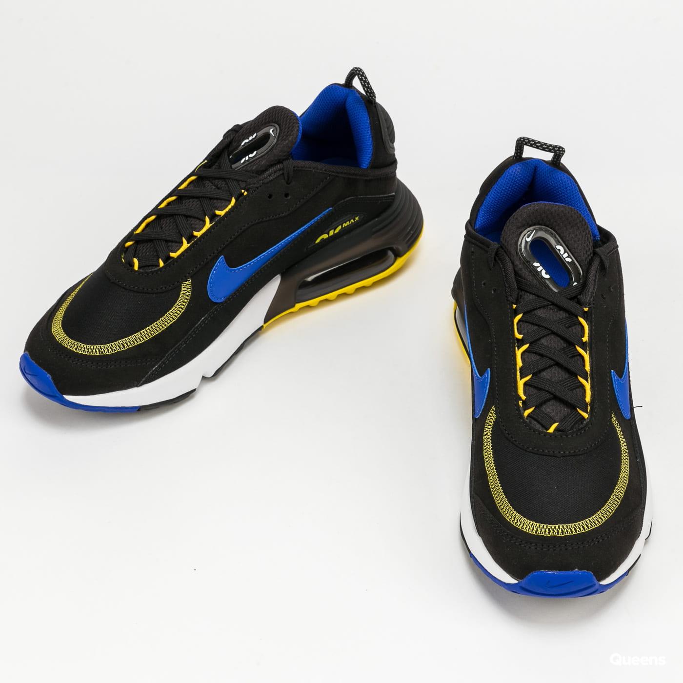 Nike Air Max 2090 C/S black / hyper blue - tour yellow