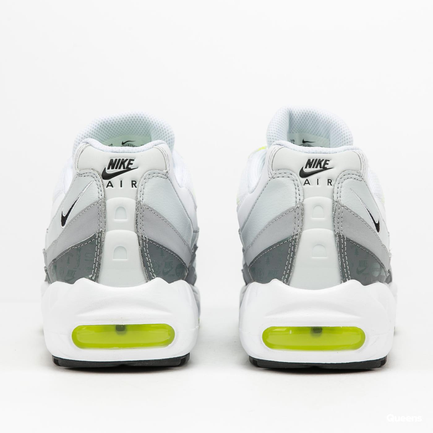 Nike Air Max 95 white / black - cool grey