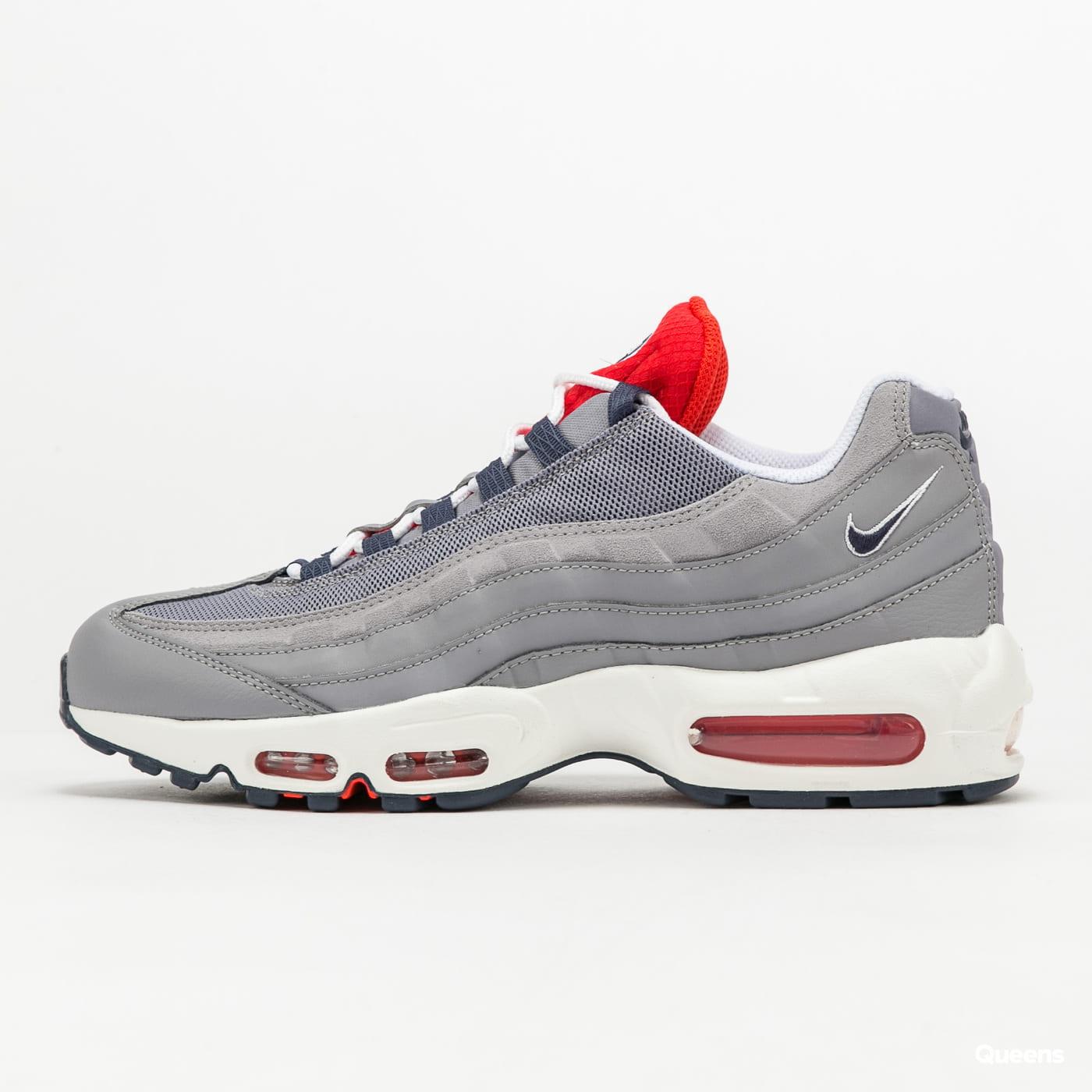 Nike Air Max 95 cement grey / thunder blue