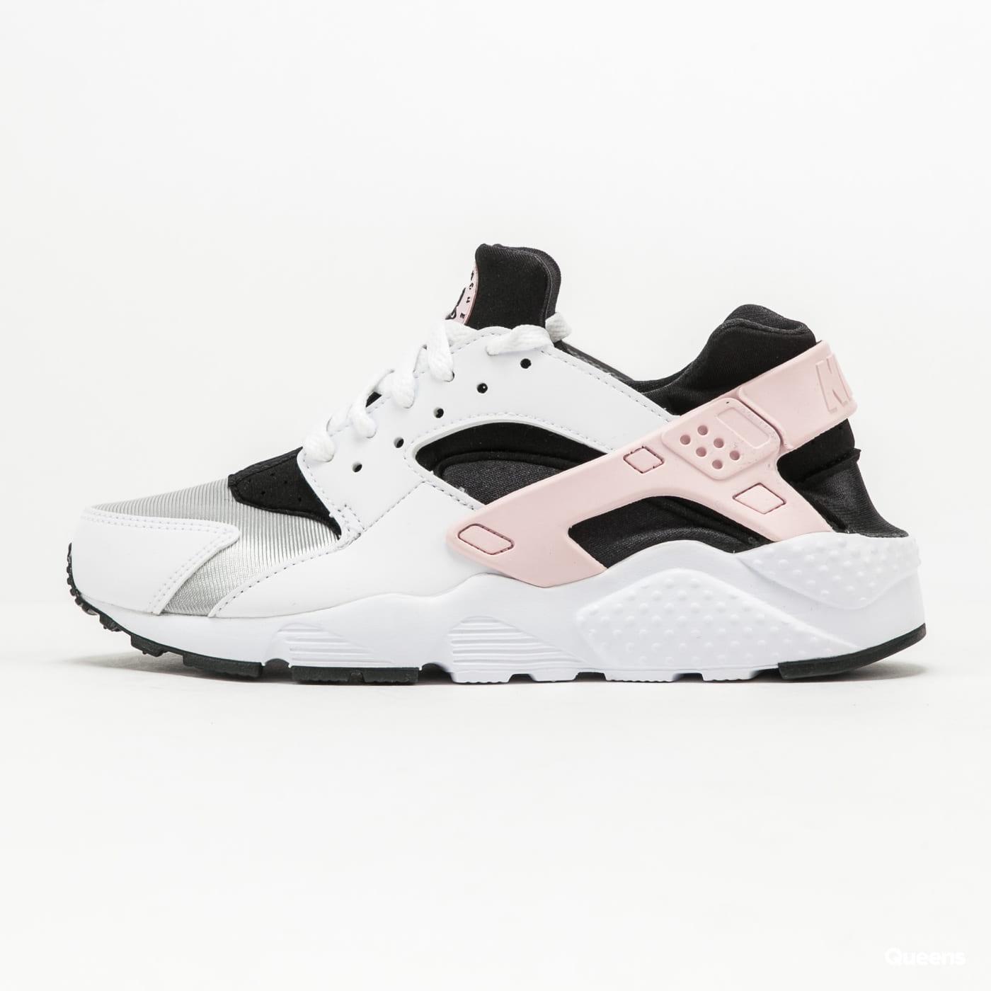 Nike Huarache Run (GS) white / pink foam - grey fog
