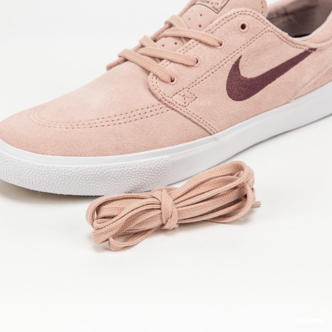 Nike SB Zoom Janoski RM pink oxford / dark wine