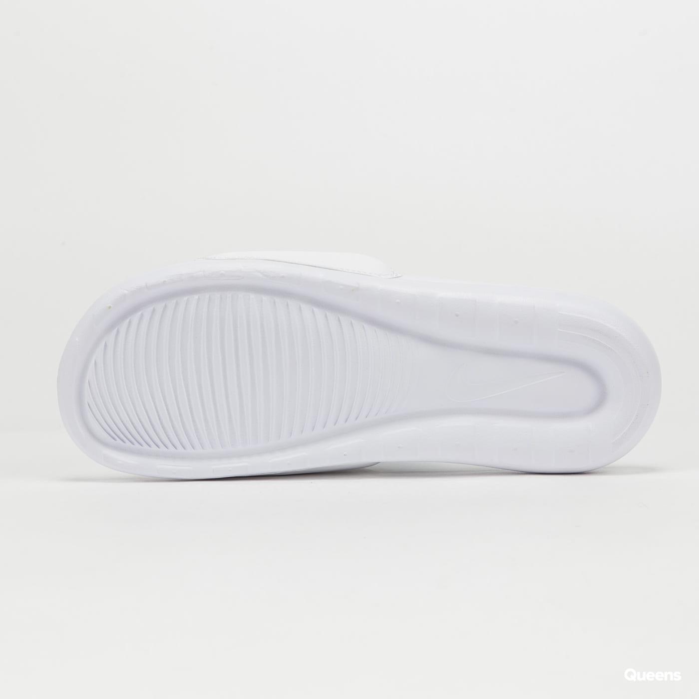 Nike Victori One Slide white / black - white