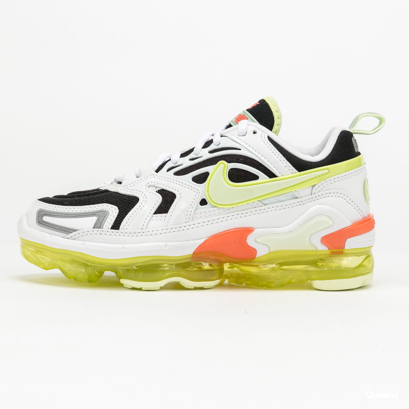 Nike W Air Vapormax EVO white / lime ice - black