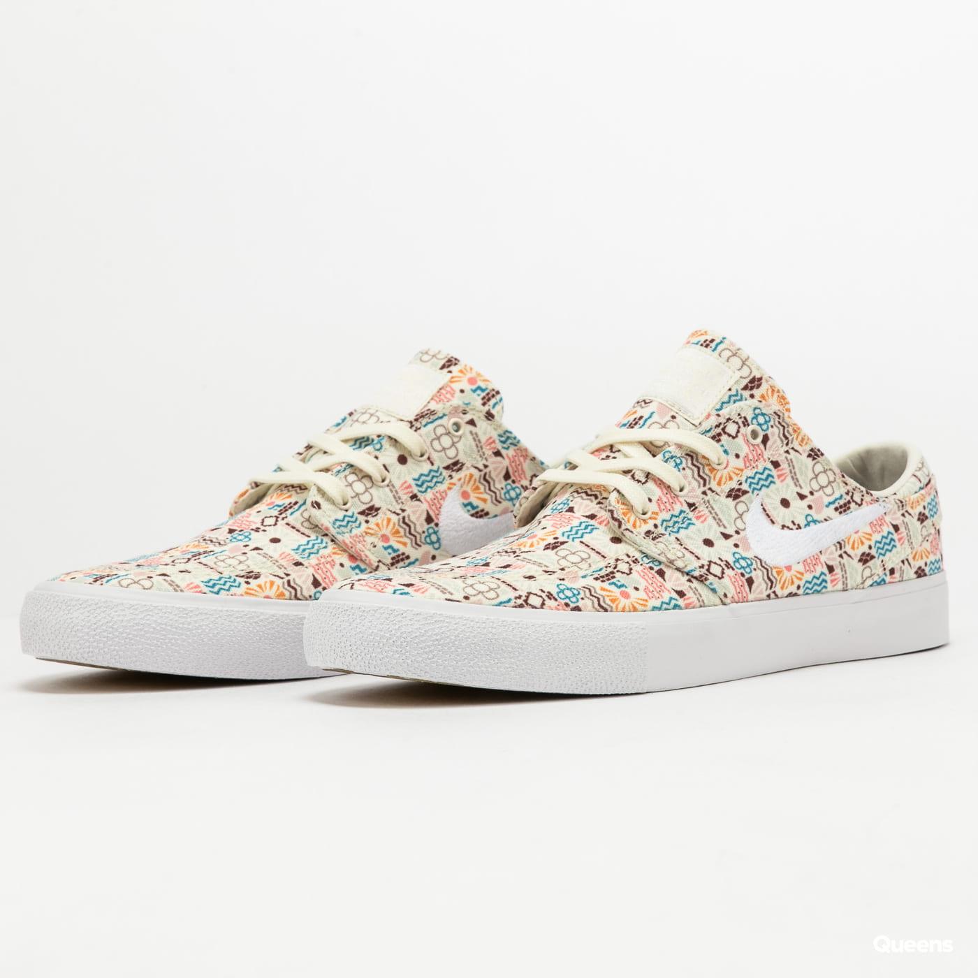 Nike Zoom Janoski Canvas RM Premium cashmere / white - cashmere - white
