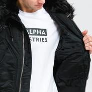 Alpha Industries 45P Hooded Custom gray / beige / pink / black