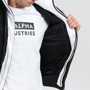 Alpha Industries MA-1 D-Tec SE černá / bílá