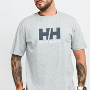 Helly Hansen Logo T-Shirt gray