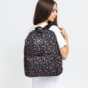 Vans WM Old Skool H20 Backpack černý / růžový / fialový