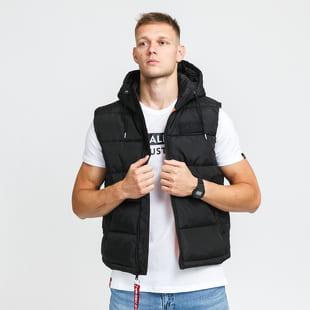 Alpha Industries Hooded Puffer Vest FD